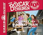 Journey on a Runaway Train (Boxcar Children Great Adventure)
