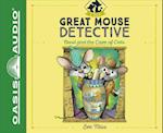 Basil and the Cave of Cats (Great Mouse Detective)
