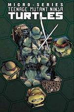 Teenage Mutant Ninja Turtles Micro-Series 1 af Brian Lynch, Tom Waltz, Ross Campbell