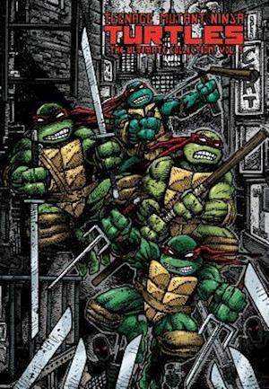 Teenage Mutant Ninja Turtles The Ultimate Collection Volume 5