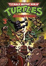 Teenage Mutant Ninja Turtles Adventures 3 af Dean Clarrain