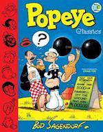Popeye Classics Volume 1 (Popeye Classics, nr. 1)