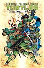 Teenage Mutant Ninja Turtles Classics Volume 4 af Mark Bode