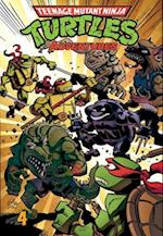 Teenage Mutant Ninja Turtles Adventures 4 af Dean Clarrain