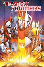 Transformers More Than Meets The Eye Volume 3