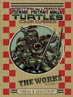 Teenage Mutant Ninja Turtles: The Works 1 af Kevin Eastman