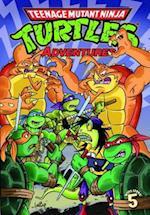 Teenage Mutant Ninja Turtles Adventures af Dean Clarrain