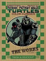 Teenage Mutant Ninja Turtles af Peter Laird, Kevin Eastman