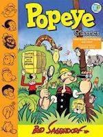 Popeye Classics (Popeye Classics Hc, nr. 4)