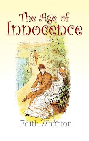 Bog, hardback The Age of Innocence af Edith Wharton