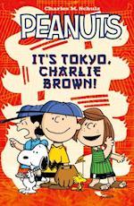 Peanuts It's Tokyo Charlie Brown
