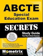 ABCTE Special Education Exam Secrets, Study Guide