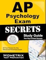 AP Psychology Exam Secrets, Study Guide