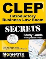 CLEP Introductory Business Law Exam (Mometrix Secrets Study Guides)