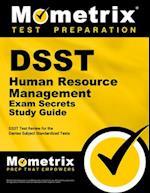 DSST Human Resource Management Exam Secrets (DSST Secrets Study Guides)