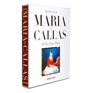 Bog, hardback Maria Callas af Tom Wolf