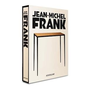 Bog, hardback Jean-Michel Frank af Laure Verchere