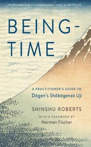 Bog, paperback Being-time af Shinshu Roberts