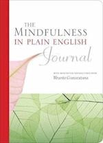 The Mindfulness in Plain English Journal