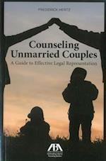 Counseling Unmarried Couples af Frederick Hertz