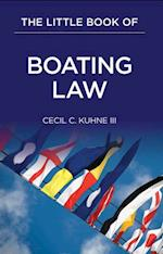 Little Book of Boating Law (Aba Little Books Series)