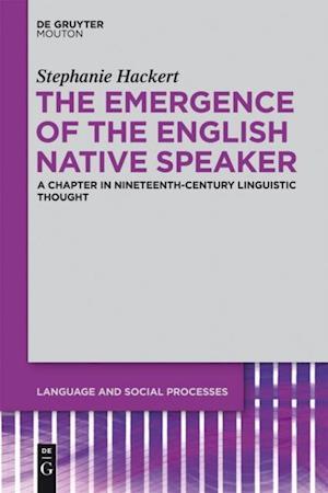 Emergence of the English Native Speaker