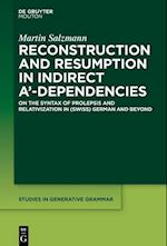 Reconstruction and Resumption in Indirect A'-dependencies (STUDIES IN GENERATIVE GRAMMAR)