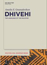Dhivehi (Mouton casl Grammar, nr. 3)