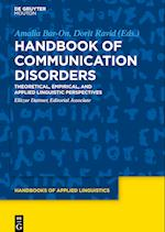 Handbook of Communications Disorders (Handbooks of Applied Linguistics HAL, nr. 15)
