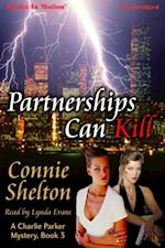 Partnerships Can Kill af Connie Shelton