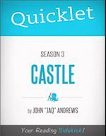 Quicklet on Castle Season 3