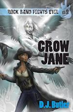 Crow Jane af D. J. Butler