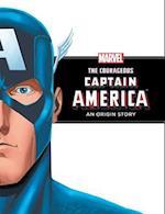 Courageous Captain America (Courageous Captain America)