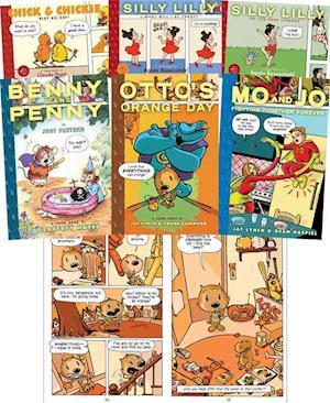 Toon Books Set 1 (Set)