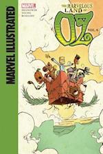 The Marvelous Land of Oz (Marvelous Land of Oz, nr. 6)