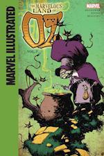 The Marvelous Land of Oz (Marvelous Land of Oz, nr. 7)