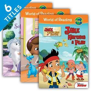 World of Reading Pre-1 (Set)