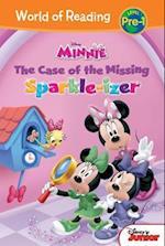 The Case of Missing Sparkle-izer af Bill Scollon