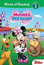 Minnie's Pet Salon af Bill Scollon