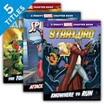 Mighty Marvel Chapter Books (Mighty Marvel Chapter Book)