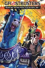 Ghostbusters Volume 2 af Eric Burnham, Erik Burnham