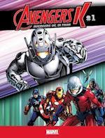 Avengers vs. Ultron #1 (Avengers K)
