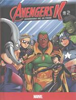 Avengers vs. Ultron #2 (Avengers K)