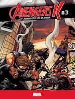 Avengers vs. Ultron #3 (Avengers K)