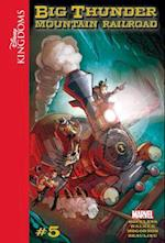 Disney Kingdoms (Disney Kingdoms Big Thunder Mountain Railroad, nr. 5)