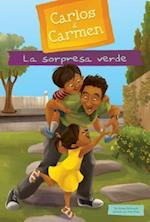 La Sorpresa Verde (the Green Surprise) (Carlos Carmen Set 1 Spanish Version)
