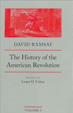 History of the American Revolution af David Ramsay