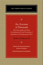 Account of Denmark af Robert Molesworth