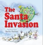 The Santa Invasion af Becky Barbier