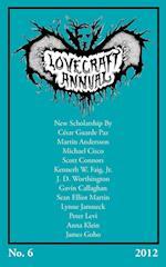 Lovecraft Annual No. 6 (2012)